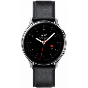 Smartwatch SAMSUNG Galaxy Watch Active 2 40mm, Wi-Fi, Android/iOS, Stainless steel, Silver