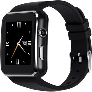 Smartwatch MYRIA MY9511 Android, silicon, black