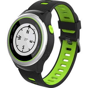 Smartwatch MYRIA MY9518GR, Android/iOS, silicon, verde
