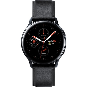 Smartwatch SAMSUNG Galaxy Watch Active 2 40mm, 4G, Android/iOS, Stainless steel, Black