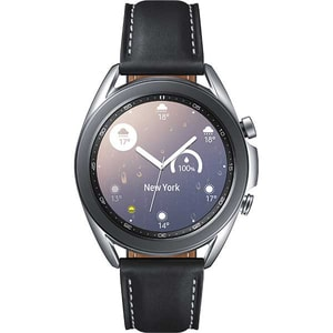Smartwatch SAMSUNG Galaxy Watch3 41mm, Wi-Fi, Android/iOS, Stainless Steel, Silver
