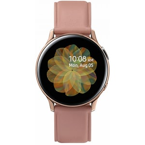 Smartwatch SAMSUNG Galaxy Watch Active 2 40mm, Wi-Fi, Android/iOS, Stainless steel, Gold