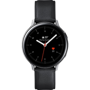 Smartwatch SAMSUNG Galaxy Watch Active 2 44mm, Wi-Fi, Android/iOS, Stainless steel, Argintiu
