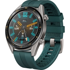 Smartwatch HUAWEI Watch GT, Android/iOS, silicon, green