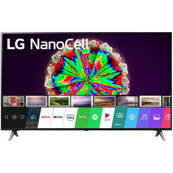 Televizor NanoCell Smart LG 49SM8050PLC, Ultra HD 4K, HDR, 123 cm
