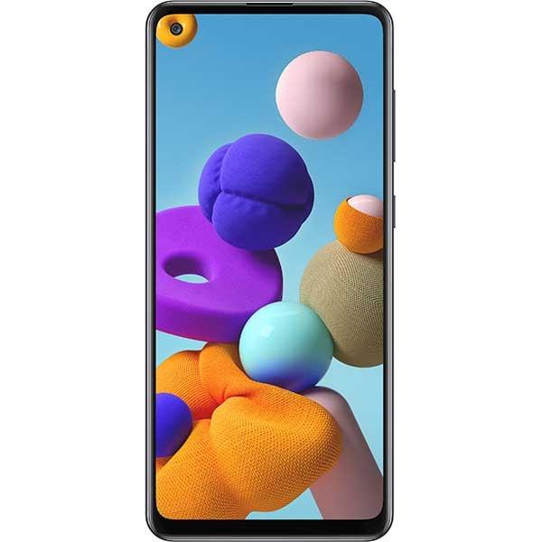 Telefon SAMSUNG Galaxy A21s, 32GB, 3GB RAM, Dual SIM, Black