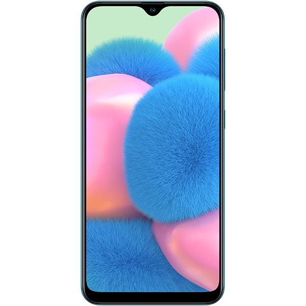 SAMSUNG Galaxy A30s, 64GB , 4GB RAM, Dual SIM, Prism Crush Green