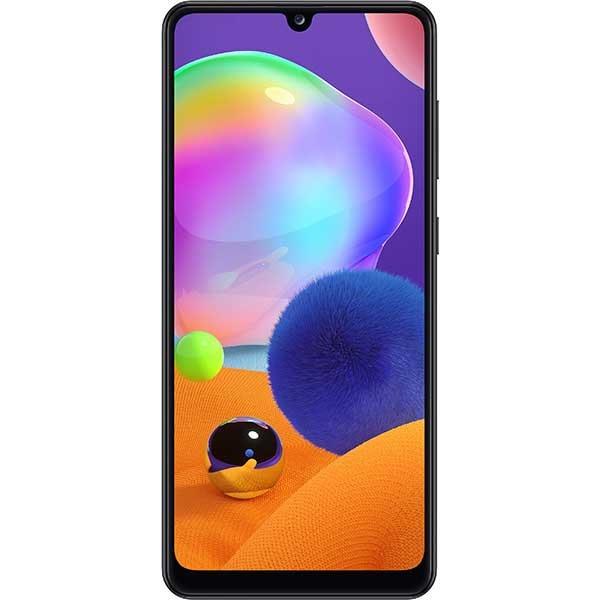 Telefon SAMSUNG Galaxy A31, 64GB, 4GB RAM, Dual SIM, Prism Crush Black