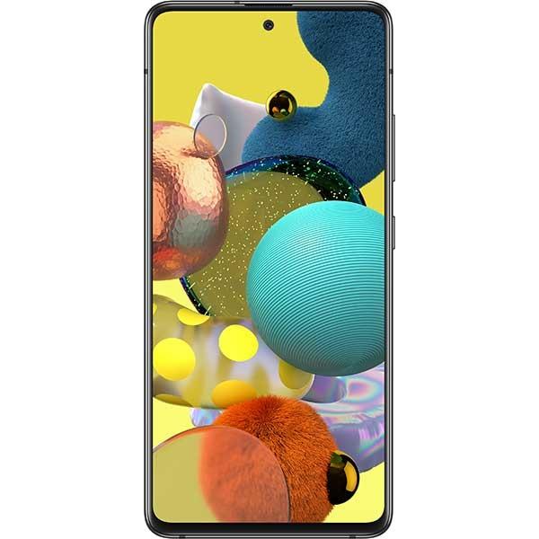 Telefon SAMSUNG Galaxy A51 5G, 128GB, 6GB RAM, Dual SIM, Prism Cube Black