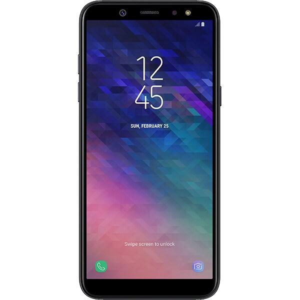 SAMSUNG Galaxy A6 (2018), 32GB, 3GB RAM, Dual SIM, Black