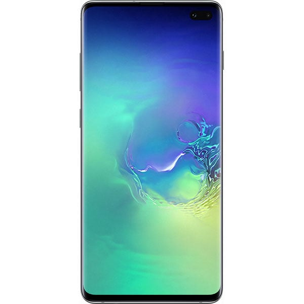 SAMSUNG Galaxy S10 Plus, 128GB, 8GB RAM, Dual SIM, Teal Green