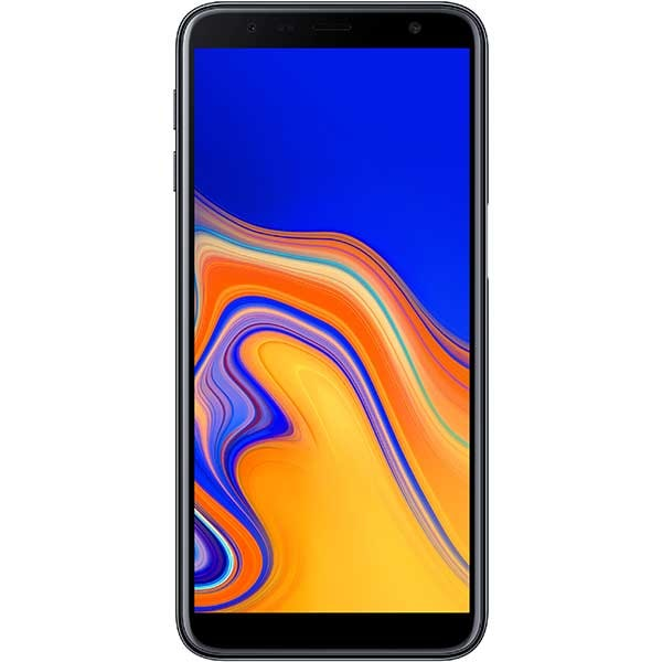 SAMSUNG Galaxy J6 Plus 2018, 32GB, 3GB RAM, Dual SIM, Black