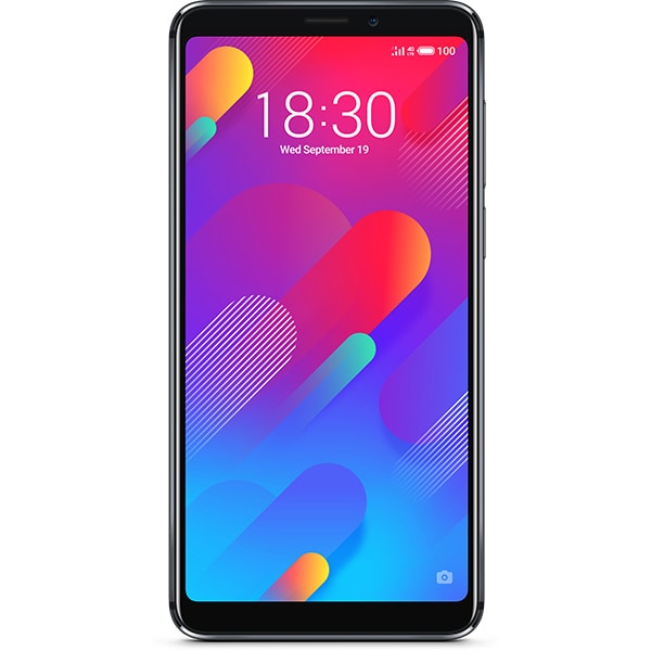 Telefon MEIZU M8, 64GB, 4GB RAM, Dual SIM, Black