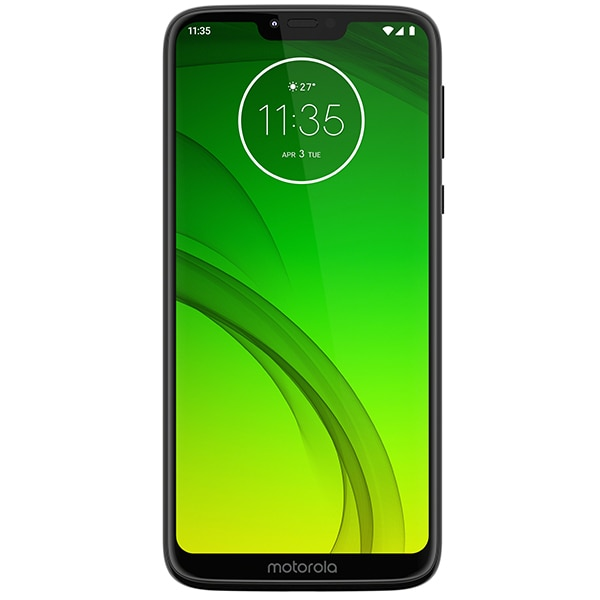 Telefon MOTOROLA G7 Power, 64GB, 4GB RAM, Dual SIM, Black