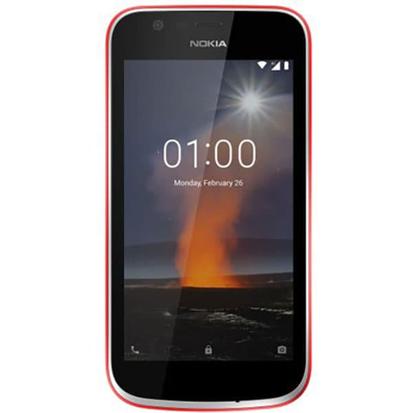 Telefon NOKIA 1, 8GB, 1GB RAM, Dual SIM, Warm Red
