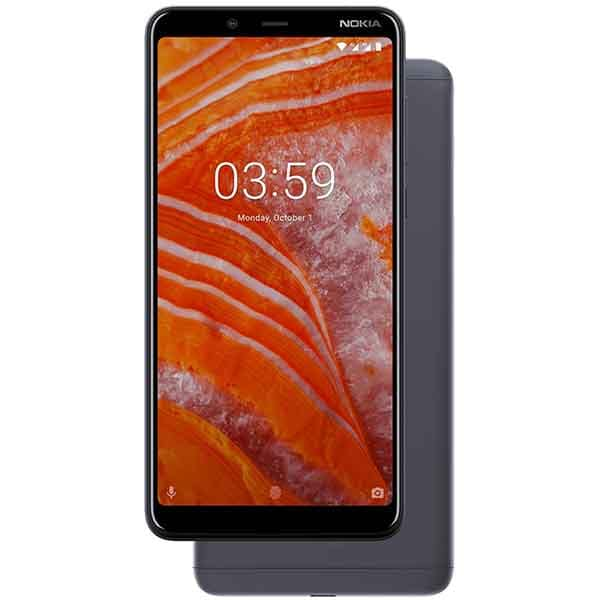 Telefon NOKIA 3.1 Plus, 32GB, 3GB RAM, Dual SIM, gray