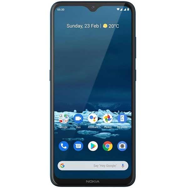 Telefon NOKIA 5.3, 64GB, 4GB RAM, Dual SIM, Cyan