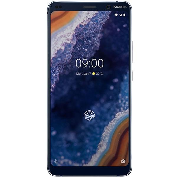 Telefon NOKIA 9 Pure View, 128GB, 6GB RAM, Dual SIM, Midnight Blue