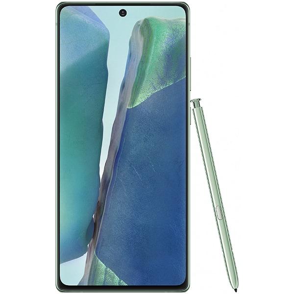 Telefon SAMSUNG Galaxy Note 20, 256GB, 8GB RAM, Dual SIM, Mystic Green