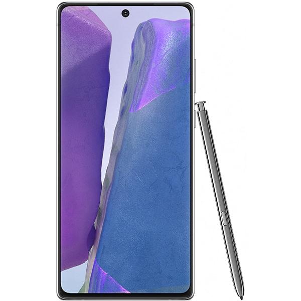 Telefon SAMSUNG Galaxy Note 20 5G, 256GB, 8GB RAM, Dual SIM, Mystic Gray