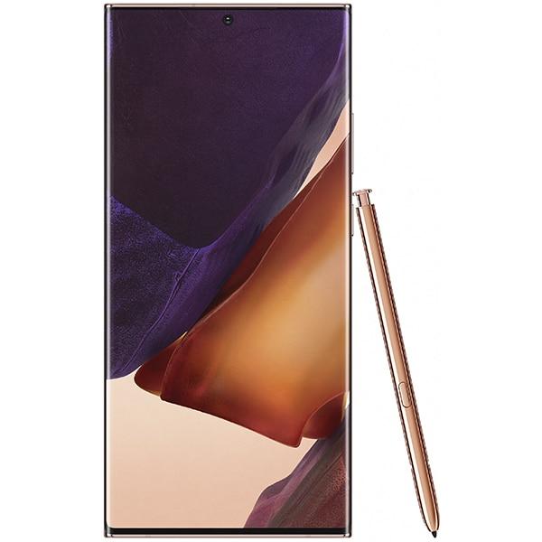 Telefon SAMSUNG Galaxy Note 20 Ultra 5G, 512GB, 12GB RAM, Dual SIM, Mystic Bronze