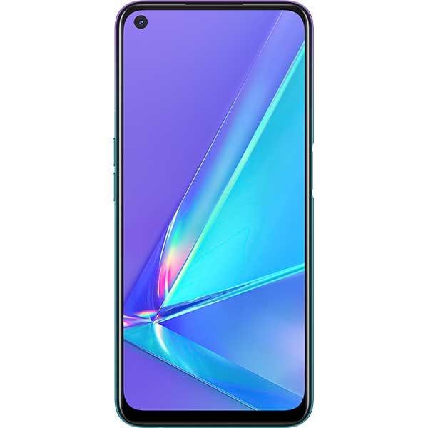 Telefon OPPO A72, 128GB, 4GB RAM, Single SIM, Aurora Purple