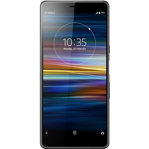 Telefon SONY Xperia L3, 32GB, 3GB RAM, Dual SIM, Black