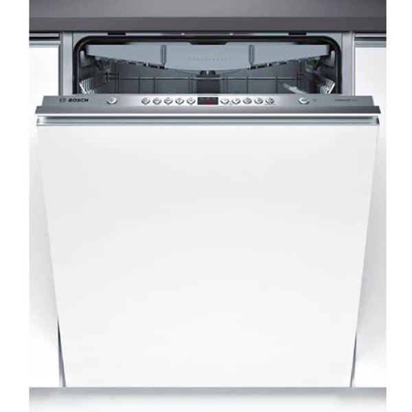 Masina de spalat vase incorporabila BOSCH SMV45EX00E, 13 seturi, 5 programe, 60 cm, Clasa E, inox