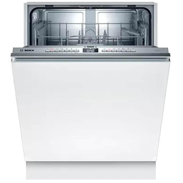Masina de spalat vase incorporabila BOSCH SMV4HTX31E, 12 seturi, 6 programe, 60 cm, Clasa E, inox