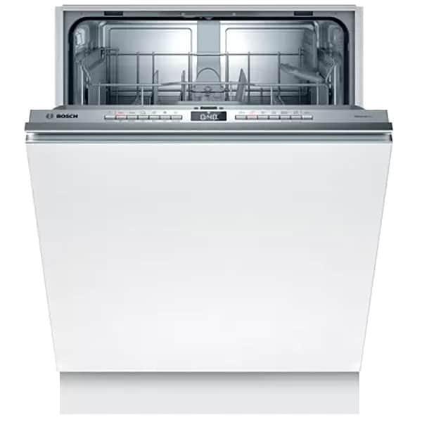 Masina de spalat vase incorporabila BOSCH SMV4HTX37E, Wi-Fi, 12 seturi, 6 programe, 60 cm, Clasa E, inox