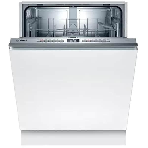 Masina de spalat vase incorporabila BOSCH SMV4ITX11E, 12 seturi, 6 programe, 60 cm, Clasa E, inox