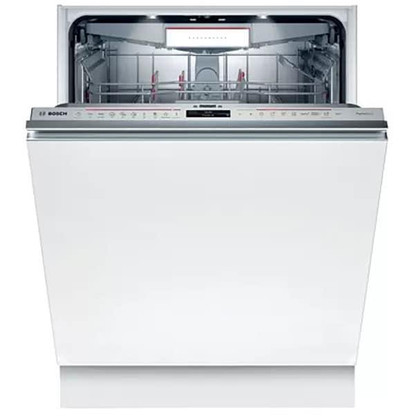 Masina de spalat vase incorporabila BOSCH SMV8YCX01E, 14 seturi, 8 programe, 60 cm, Clasa B, inox