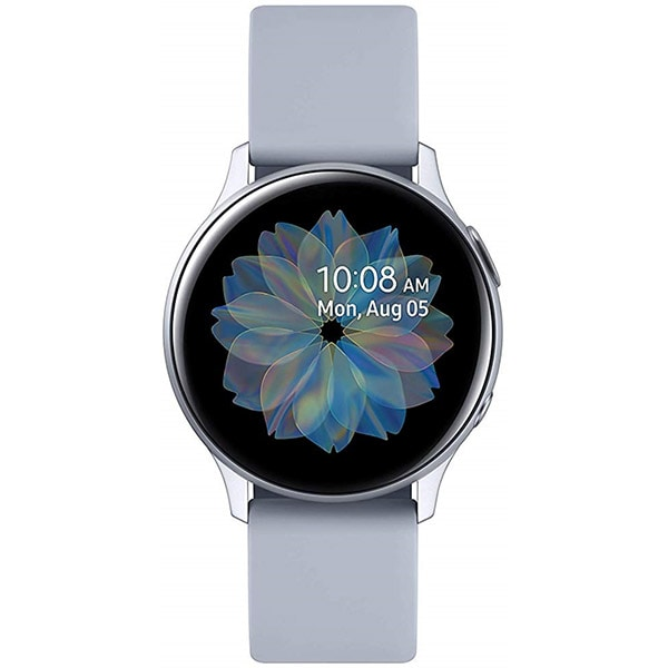 Smartwatch SAMSUNG Galaxy Watch Active 2 40mm, Wi-Fi, Android/iOS, Aluminum, Cloud Silver