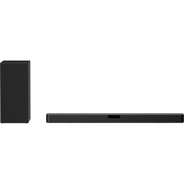 Soundbar LG SN5Y 2.1, 400W, Bluetooth, Subwoofer Wireless, Dolby, negru