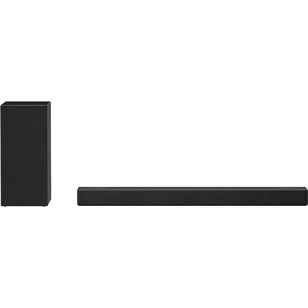 Soundbar LG SN7Y, 3.1.2, 380W, Bluetooth, Subwoofer Wireless, Dolby, negru