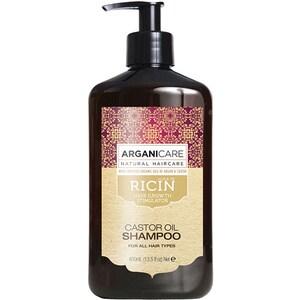 Sampon ARGANICARE Ricin Oil, 400ml