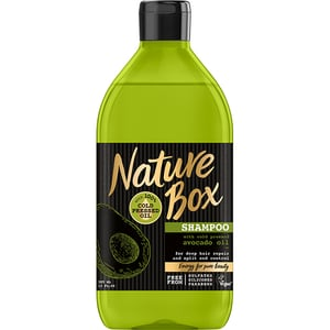 Sampon NATURE BOX Avocado, 385ml