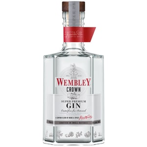 Gin Wembley Crown Super Premium, 0.7L
