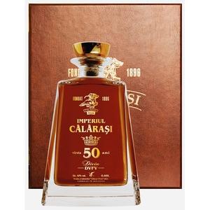 Brandy Divin Calarasi Imperiul Calarasi 50 ani Colectia de Aur de Elita, 0.65L