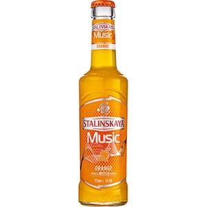 Cocktail cu alcool Stalinskaya Music Orange, 0.275L