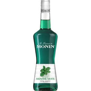 Lichior Monin Green Pepermint, 0.7L