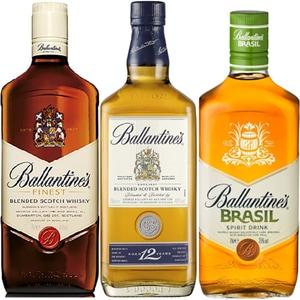 Pachet cadou BALLANTINE'S, 0.7L