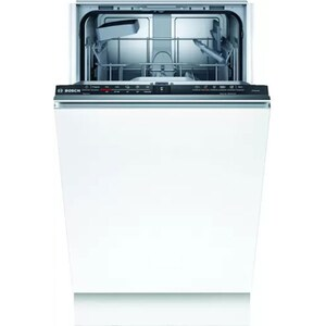Masina de spalat vase incorporabila BOSCH SPV2HKX39E, 9 seturi, 5 programe, 45 cm, Clasa E, negru
