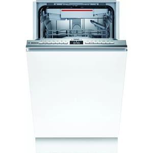 Masina de spalat vase incorporabila BOSCH SPV4EMX20E, 10 seturi, 6 programe, 45 cm, Clasa D, inox