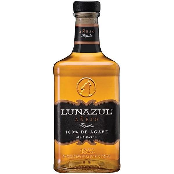 Tequila Lunazul Anejo, 0.7L