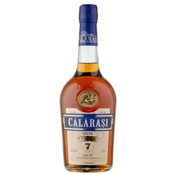 Brandy Divin Calarasi Legenda 7 ani, 0.5L