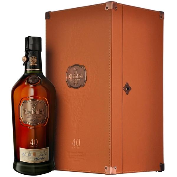 Whisky Glenfiddich 40 YO AI, 0.7L