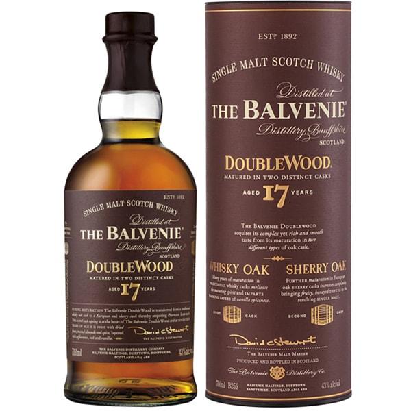 Whisky Balvenie Doublewood 17 YO AI, 0.7L
