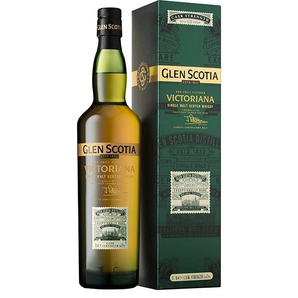 Whisky Glen Scotia Victoriana, 0.7L