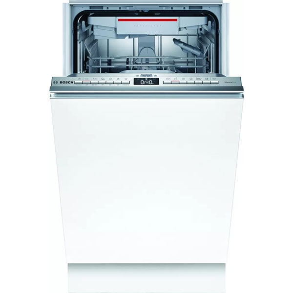 Masina de spalat vase incorporabila BOSCH SPV4HMX61E, 10 seturi, 6 programe, 45 cm, Clasa E, inox